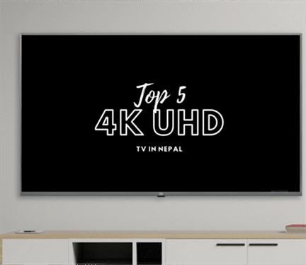 4K Ultra-HD TVs