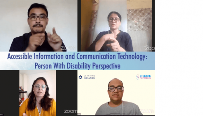 Accessible Technology With Disability