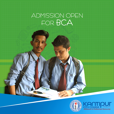 Admission Open for BCA