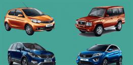 All Tata cars