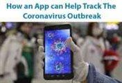 How an App Can Help Track The Coronavirus Outbreak