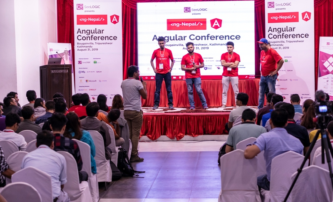 Angular Conference 2019 Held On Kathmandu Nepal