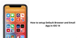 App in IOS 14