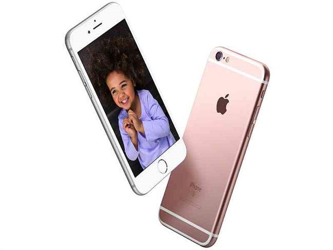 Apple Announces Record iPhone 6s