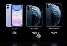 Apple Unveils New Apple iPhone 11 Models