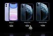 Apple Unveils New Apple iPhone 11 Models