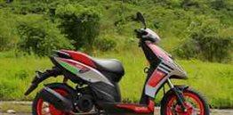 Aprilia SR 150 Price