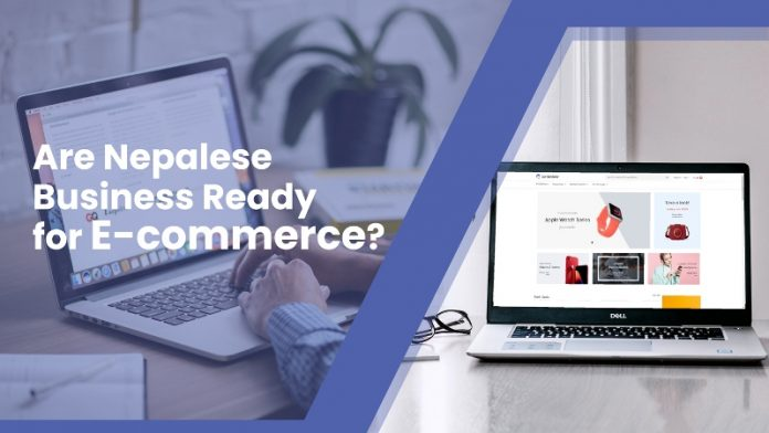 Nepalese Businesses Ready for E-commerce