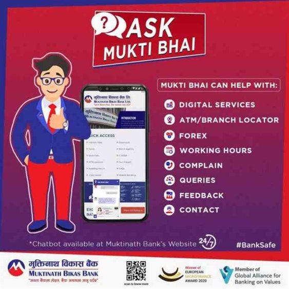 Ask Mukti Bhai Virtual Support