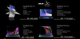 ZenBook Duo and ZenBook Pro Duo Now Available In Nepal