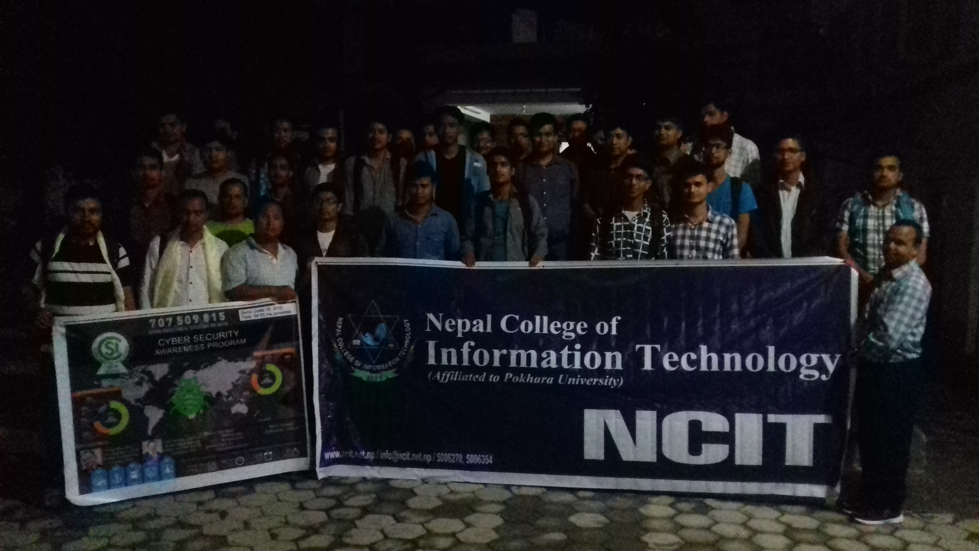 Awareness in ncit college