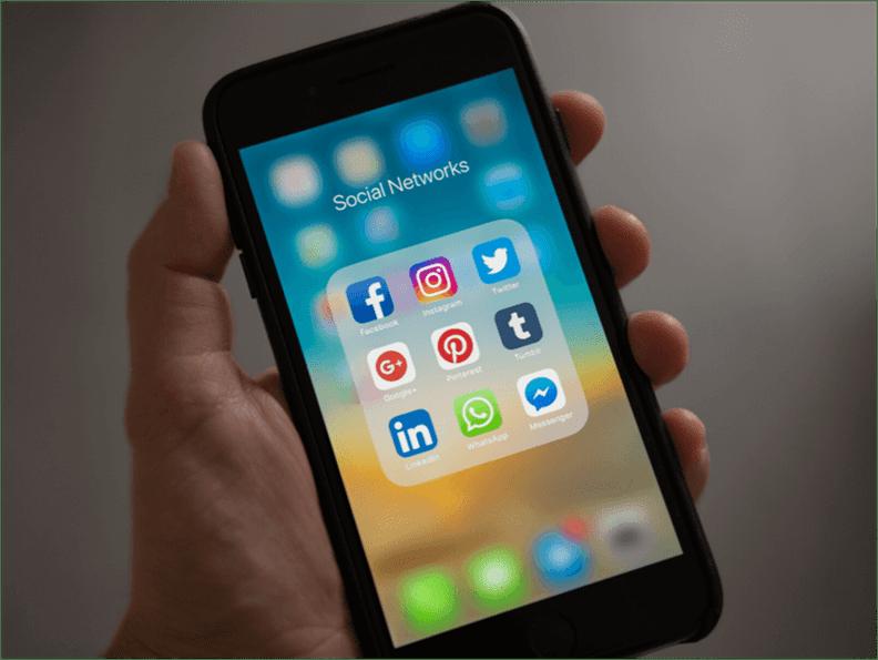 Be Social in Social Media