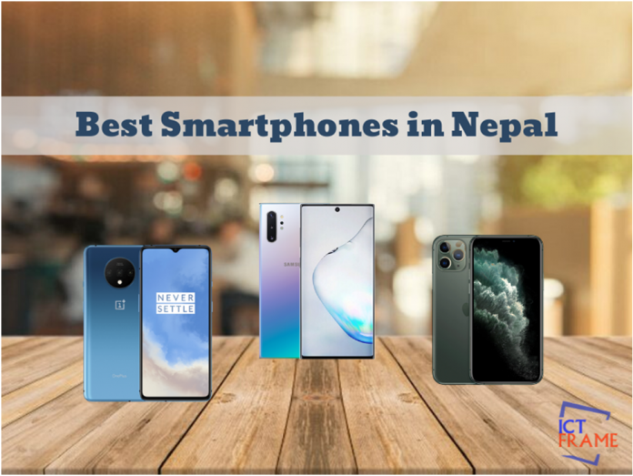 Best Phones in Nepal