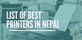 Printers Nepal