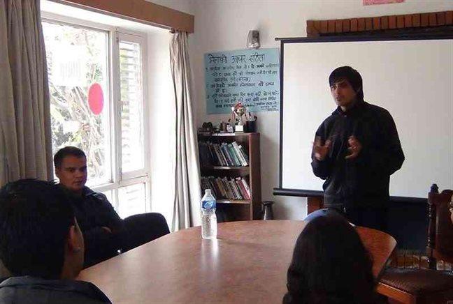Bibeksheel Nepali IT