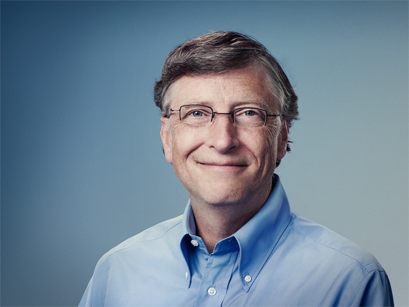 Bill Gates Says This Is The Safest Age To Give A Child A Smartphone