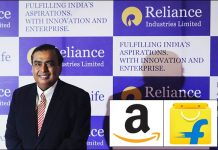 Billionaire Mukesh Ambani Plans Challenge to Amazon in India