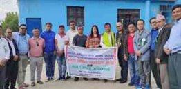 Bishnu Kumar Limbu Elected New President Of CAN Federation Taplejung