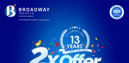 Broadway Infosys Offer