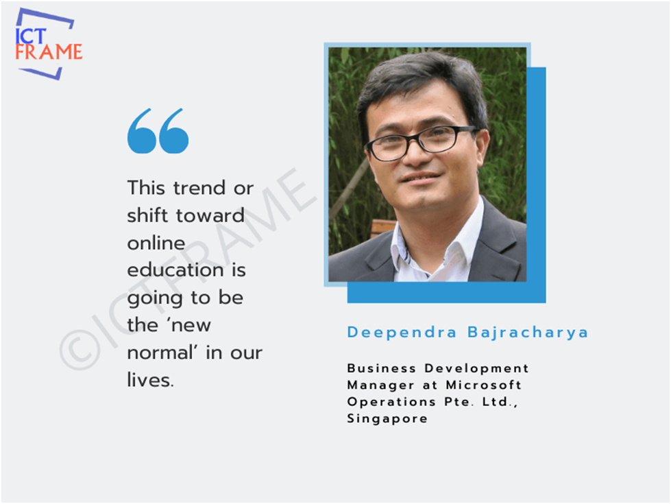 Interview with Deependra Bajracharya
