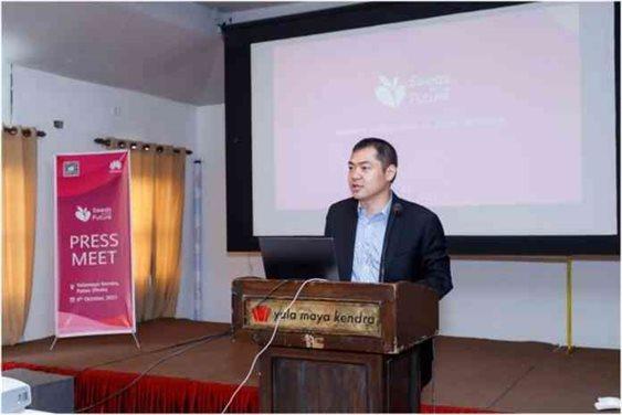 CEO of Huawei Technologies Nepal
