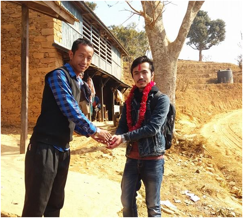 Bikash Pokharel