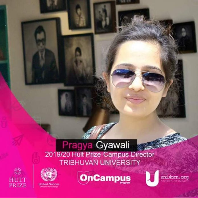Campus Director For Hult Prize At Tribhuvan University
