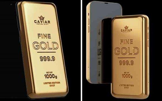 Caviar Goldphone
