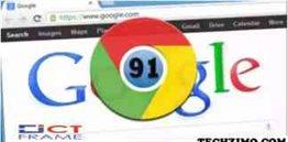 Chrome 91 Version
