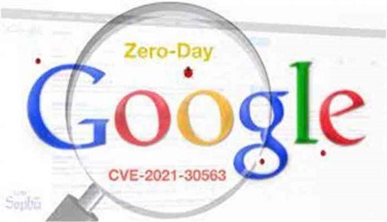 Chrome zero-day