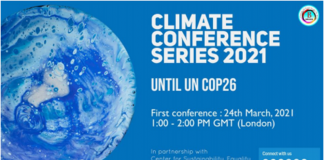 Climate Conference Series 2021