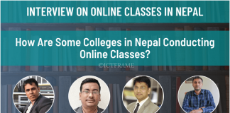 How Are IT Colleges in Nepal Conducting Online Classes