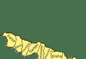 Coronavirus Hotspots Located By Province 2 Under Monitor The Virus