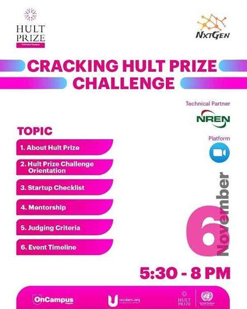 Cracking Hult Prize IOE
