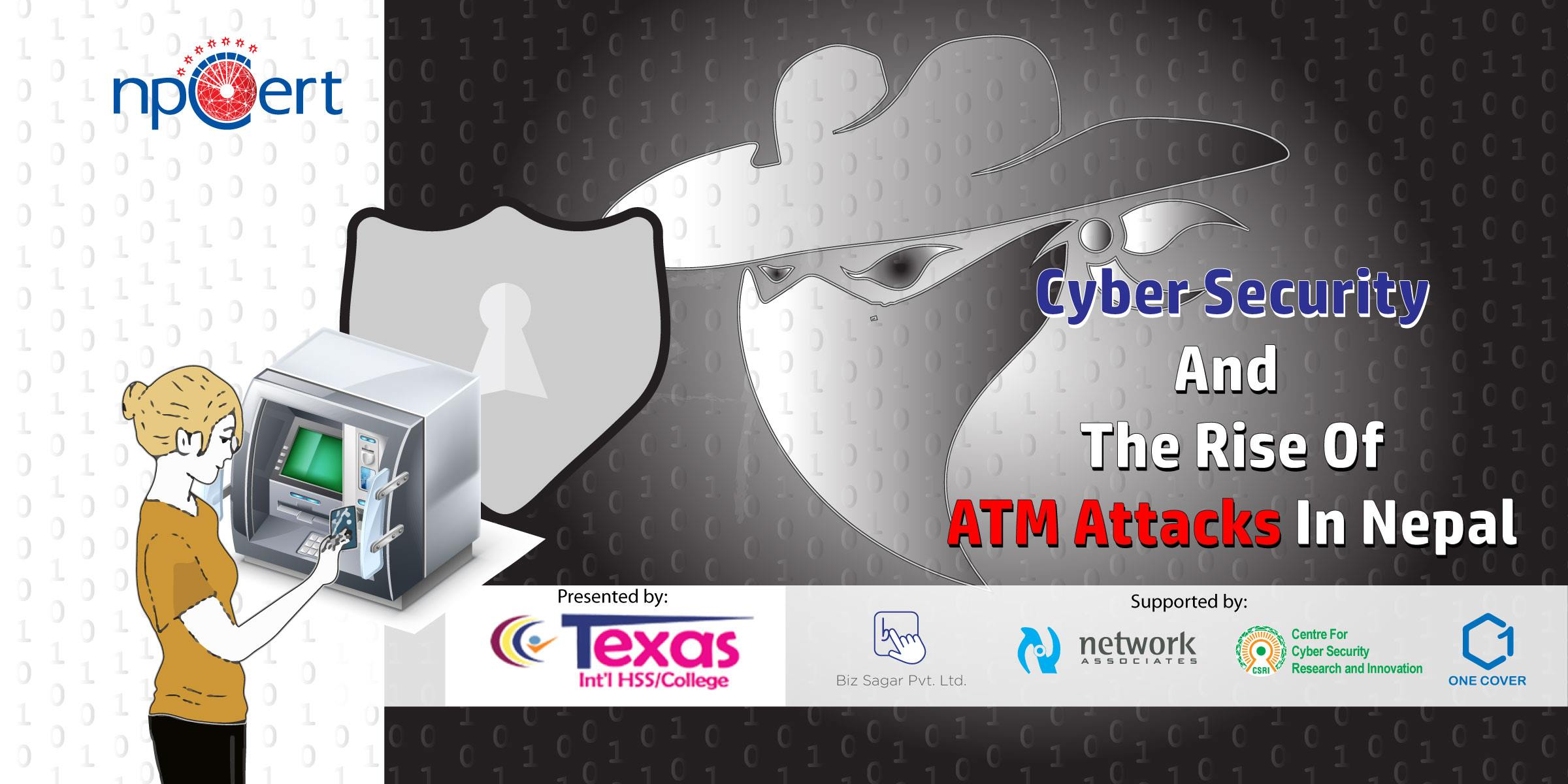 ATM Jackpotting Exposes Vulnerabilities Of Nepali Banking System