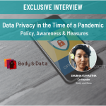 Data Privacy and Cyberlaw in the Time of Pandemic