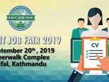DWIT Job Fair 2019