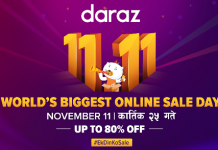 The Biggest Online Sale Day in Nepal Breaks All Records