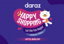 Daraz Appy Shopping Campaign