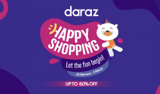 Daraz Appy Shopping Campaign