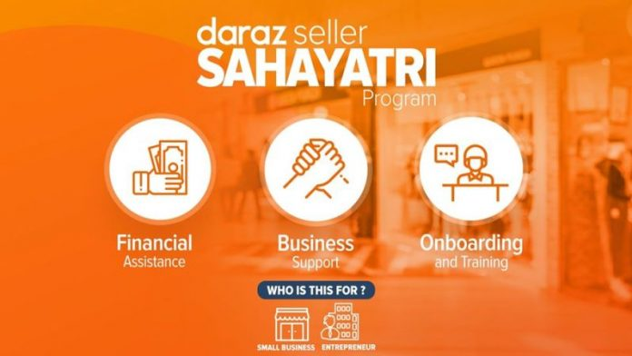 Daraz Launches Seller Sahayatri Program Subsidy to Support Local SMEs
