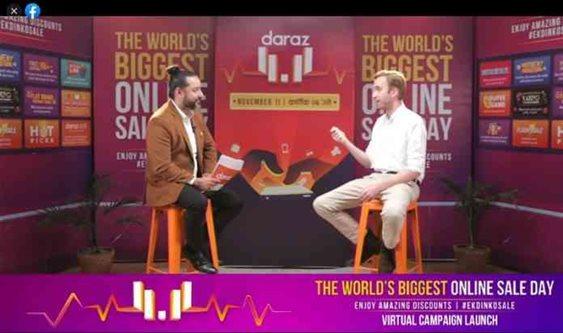 Daraz Virtual Campaign