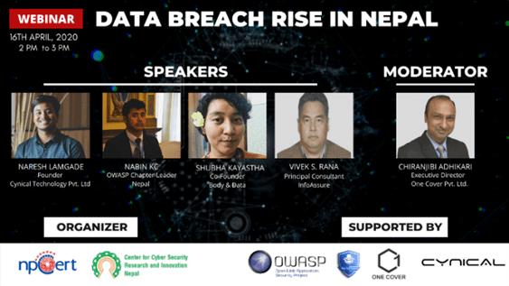 Data Leaks Rise in Nepal