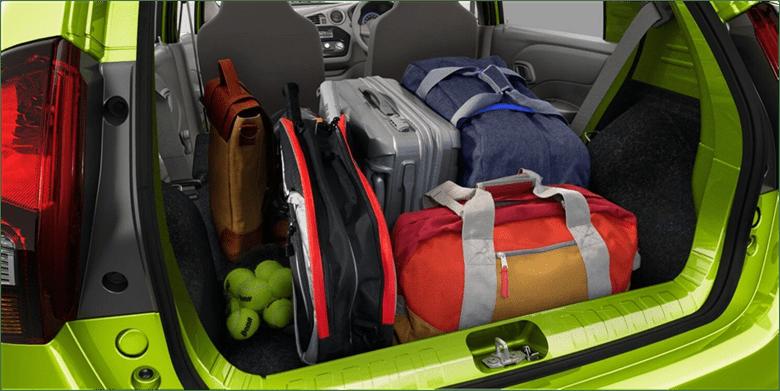 Datsun Car luggage