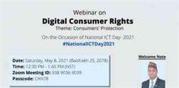 Digital Consumer Rights Webinar