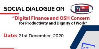 Digital Finance social dialogue