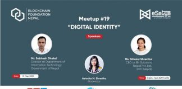 Digital Identity Webinar