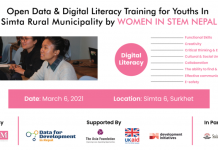 Digital Literacy for Youths