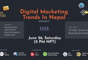 Digital Marketing Trends Nepal