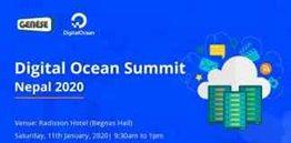 Digital Ocean Summit Nepal 2020